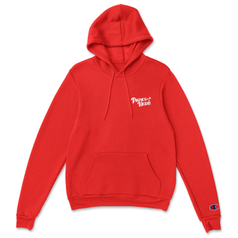 PalmHoodie_Red (Small)